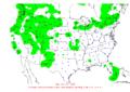 2015-10-20 24-hr Precipitation Map NOAA.png
