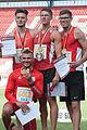 20150726 1802 DM Leichtathletik Männer 4x400m 1791.jpg