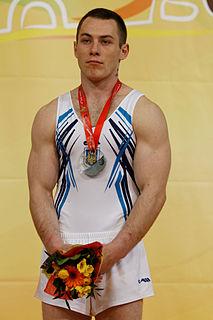 Ihor Radivilov Ukrainian gymnast