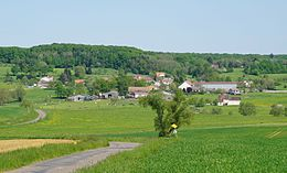 Châteney – Panorama