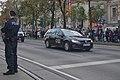 2017-10-26 AT Wien 01 Innere Stadt, Universitätsring, Bundesheer VW BH-40078 (44687615225).jpg