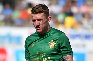 Jonny Hayes Irish footballer