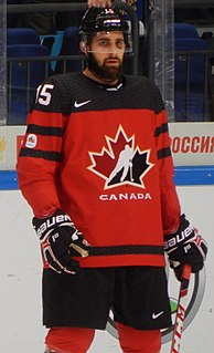 Eric ODell Canadian ice hockey player