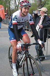 Allie Legg American cyclist