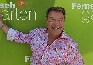 Patrick Lindner German singer