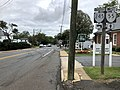 2018-10-11 13 05 37 View west along Virginia State Route 55 (Main Street) at Loudoun Avenue in The Plains, Fauquier County, Virginia.jpg