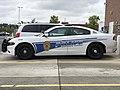 2019-09-30 14 45 12 Central Intelligence Agency Security Protective Service Police car at a WaWa along Air and Space Museum Parkway in Oak Hill, Fairfax County, Virginia.jpg