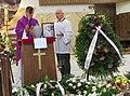 2019.09.11. Andrzej Polkowski funeral Wawrzyszewski Cemetery Warsaw Fot Mariusz Kubik 04.JPG