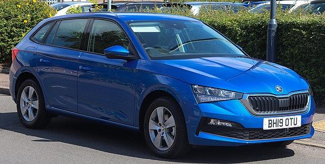 Scala (Mk1) - Škoda
