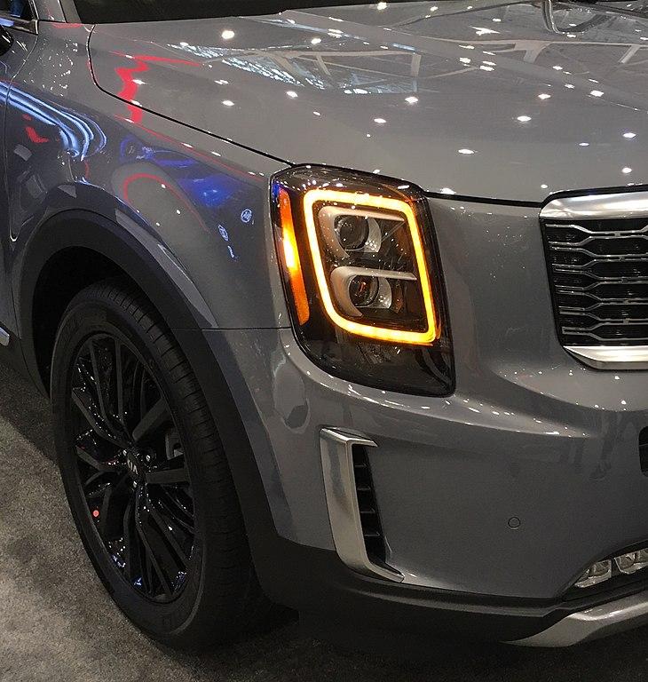 File:2020 Kia Telluride, Cleveland Auto Show.jpg