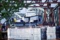 207R35270492 Bereich Nordbahnbrücke, Bau der Trasse für die U Bahn Linie U6, Nordbahnbrücke Ostseite.jpg