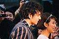 27th Tokyo International Film Festival- Harry Sugiyama & Okamoto Azusa (15619014491).jpg