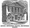 2ndMethodist BromfieldSt Boston HomansSketches1851.jpg