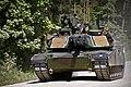 2nd Battalion, 5th CAV Commander rolls in M1A2 140525-Z-GX813-005.jpg