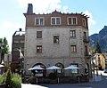 324 Antiga Clínica Vilanova, façana pl. Rebés (Andorra la Vella).JPG