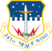 341st Space Wing