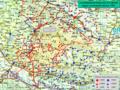 39. Localidades de Eslavonia Occidental según mayoría étnica. Censo 1991.png