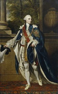 John Stuart, 3rd Earl of Bute 18th-century Prime Minister of Great Britain
