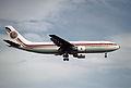 42ar - Egypt Air Airbus A300-622R; SU-GAR@ZRH;10.10.1998 (5362880147).jpg