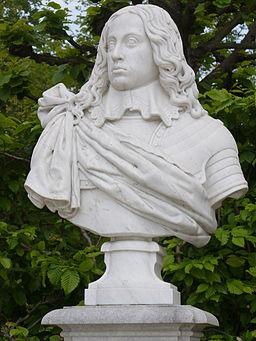 5347.Prinz Wihelm II von Oranien-Oranienrondell-Sanssouci-Steffen Heilfort