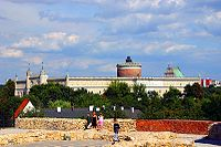 Lublin Castle.