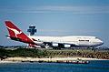 70cz - Qantas Boeing 747-400; VH-OJJ@SYD;04.09.1999 (4712664691).jpg