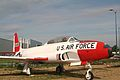 80468 a Lockheed T-33SF actually French Air Force 14230 masquerading as a USAF 15 ABW Hawaii ANG T-33A (3252036799).jpg