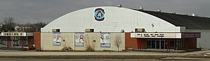 Urbandale, Iowa - Buccaneer Arena formerly known as 95KGGO Arena