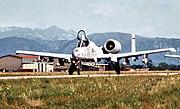 A-10s 104th FG MA ANG 1995