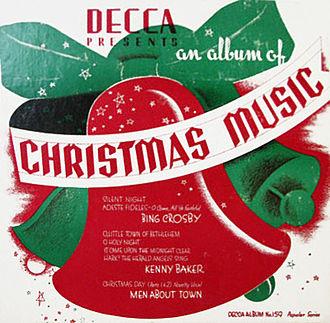 Christmas Music (album) - Image: A 159 Christmas Music
