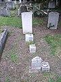 A. E. Percy HMS Pembroke Royal Navy and family war grave Southgate Cemetery.jpg