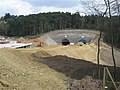 A3 Hindhead Tunnel, South Portal - geograph.org.uk - 1236221.jpg