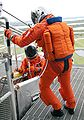 ACES STS-132 practice emergency exit procedures.jpg