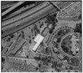 AERIAL VIEW, SOUTH SECTION 1'=100' - U.S. Naval Hospital, Park Boulevard, Balboa Park, San Diego, San Diego County, CA HABS CAL,37-SANDI,27-5.tif