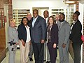 AFGE Local 1570 meets with Rep. Al Lawson (47374480322).jpg