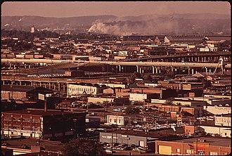 Timeline of Birmingham, Alabama - Image: ALABAMA BIRMINGHAM NARA 545382