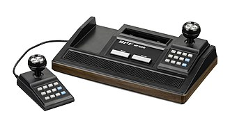 APF Electronics Inc. - The APF MP1000 was the company's first and only game console, released in 1978.