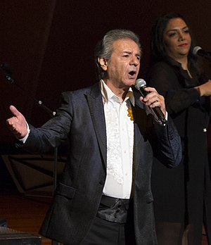 AREF AREFKIA - Persian pop singer - Calgary - Oct 2016 (cropped).jpg