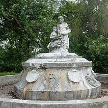 Spring In Vilas Park >> Annie C Stewart Memorial Fountain Wikipedia