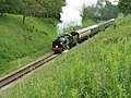 A Southern Railway U Class pulling uphill towards Horsted Keynes - geograph.org.uk - 1345425.jpg