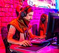 A gamer at Gamescom 2015 (19809068173).jpg