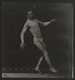 A man performing a foward flip. Plate 12 Wellcome L0038096.jpg
