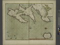 A new chart of the trading part of NEW FOUND LAND NYPL1640628.tiff