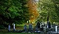 A peaceful rest. Queenstown Cemetery. (26002945564).jpg