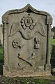 A symbolic stone in St Andrew's Churchyard - geograph.org.uk - 1003712.jpg