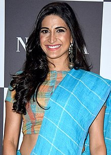 Aahana Kumra on Day 2 of Lakme Fashion Week 2017.jpg