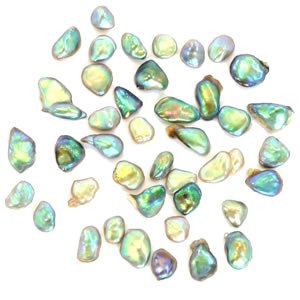 Pāua - New Zealand abalone pearls