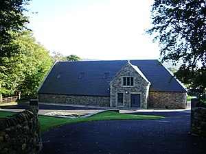 Abbeystead - Image: Abbeystead Village Hall