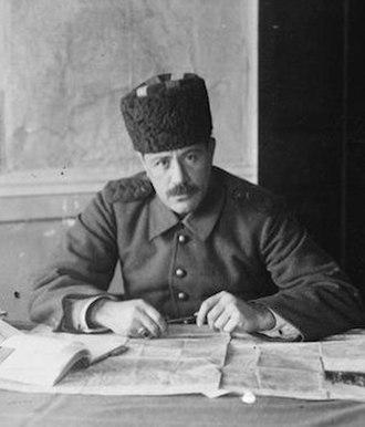 Abdul Kerim Pasha - Image: Abdlkerim Pasha