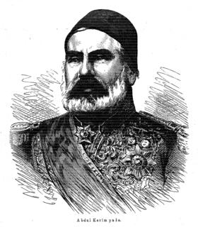 Ottoman army general
